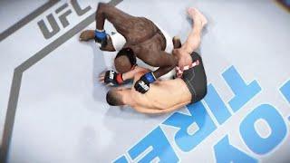 EA SPORTS™ UFC® 3_kimbo Slice vs. Mirko Cro Cop Wake Up Sliced k.O