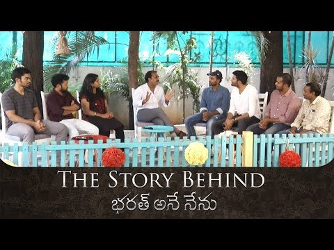 The Story Behind Bharat Ane Nenu ft. Siva Koratala & Team - Uncut Version