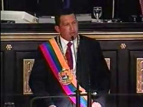LEGADO DEL CMDTE. Discurso Memorable, día Toma Posesión 02-FEB-1999