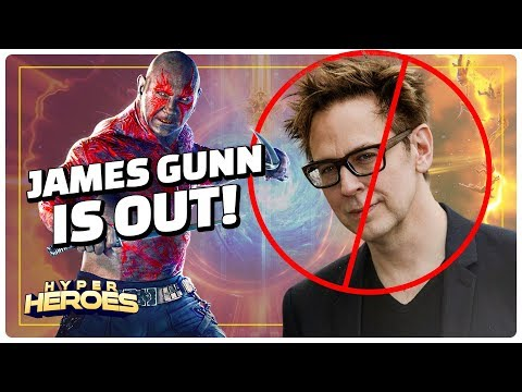 James Gunn Won't Be Back For Guardians Of The Galaxy Vol. 3 - Hyper Heroes