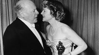 Claire Trevor winning Best Supporting Actress for