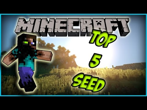 Minecraft TOP 5 Seed By xMinerBros