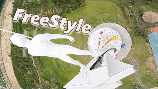 2019 Alpensia FPV Freestyle Festival / Armattan Rooster / Russell FPV FreeStyLe