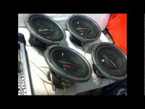 How To Build A Subwoofer Box Dual 12 Custom Ported Sub Enclosure Beginner Car Audio Tutorial video