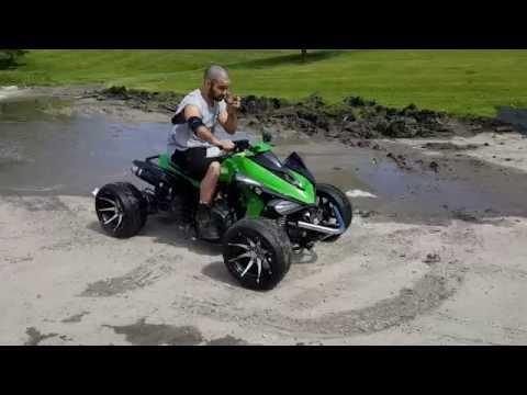 R12 125cc Atv Four Wheeler Quad For Sale From SaferWholesale.com