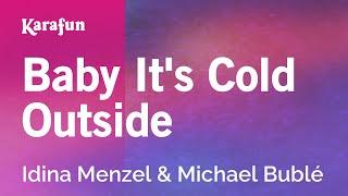 Karaoke Baby It 39 S Cold Outside Idina Menzel