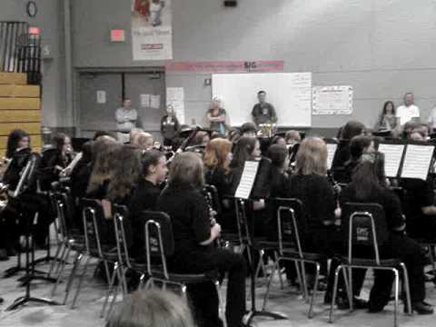 Max Forestbrook Middle School Band