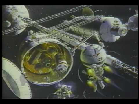 Robotics in Space Station Era