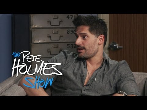 Dueling Schwarzeneggers with Joe Manganiello & Pete