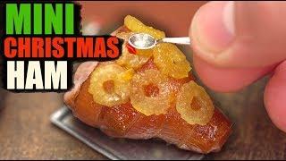 MINI CHRISTMAS HAM!