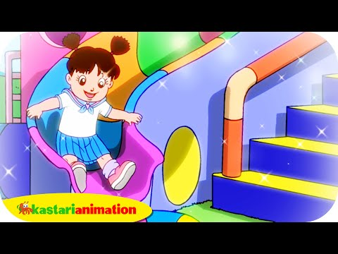TAMAN KANAK KANAK HD - Lagu Anak Indonesia - HD | Kastari Animation Official
