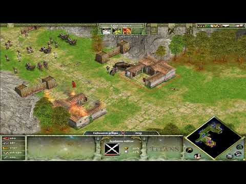 Age of Mythology: The Titans - Misión 2: