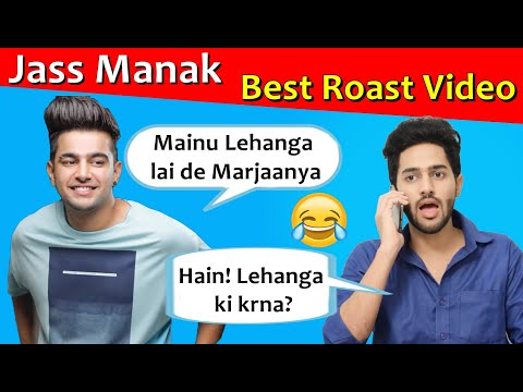 Download Lagu  JASS MANAK | Lehanga | Latest Punjabi songs Roast  | Prince Dhimann Mp3 Free