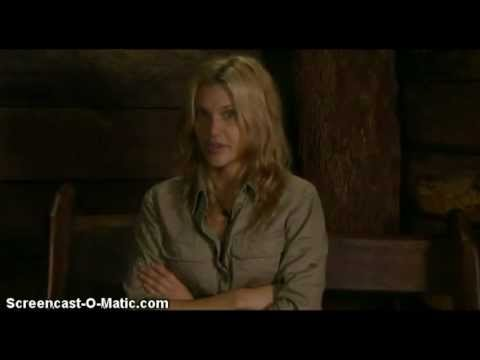 Ashley Roberts & Charlie talk sexual frustration - I'm A Celebrity...Get Me Out Of Here UK 2012