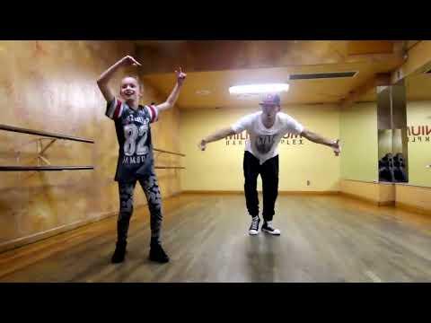 ALL ABOUT THAT BASS - @Meghan_Trainor | @MattSteffanina ft 11 Year Old TAYLOR HATALA | Dance Video