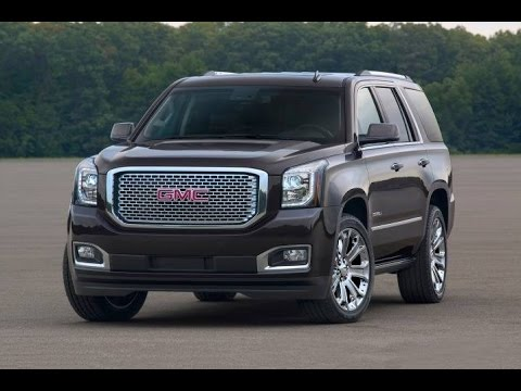 gmc yukon 2017 car review youtube