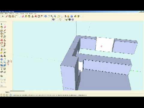 d monstration plan cuisine 3d r alis en 15 minute le logiciel 3d gratuit youtube. Black Bedroom Furniture Sets. Home Design Ideas