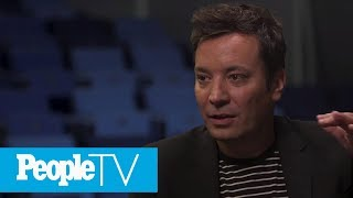 Jimmy Fallon Shares Behind-The-Scenes Stories Of His Most Memorable 'SNL' Sketches | PeopleTV