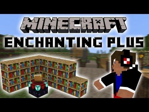 Minecraft - Mod review - Enchanting Plus - 1.7.4 - [Deutlich einfacher verzaubern!] [HD]