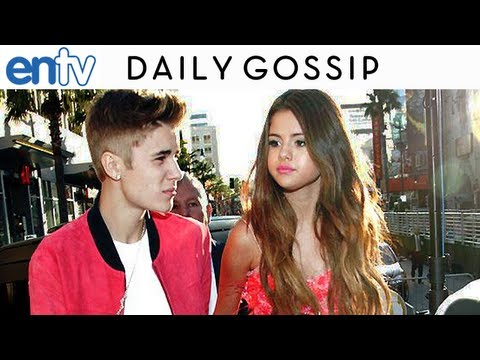 Justin Bieber And Selena Gomez Get Back Together! Entv video