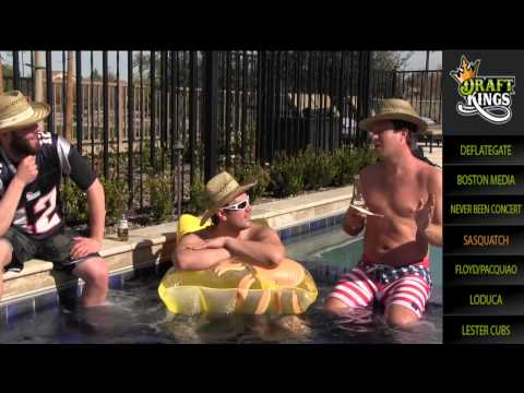 Barstool Rundown January 28 - From Dustin Pedroia's Hot Tub