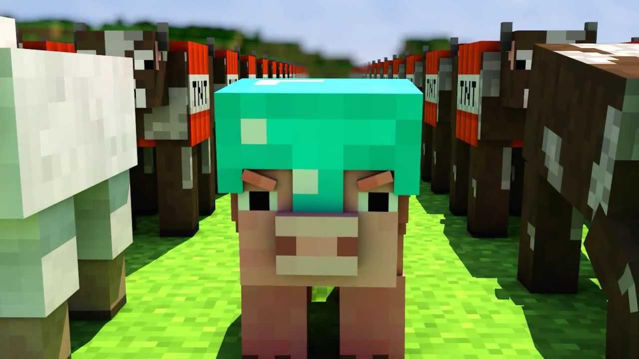 Watch Dogs In Minecraft