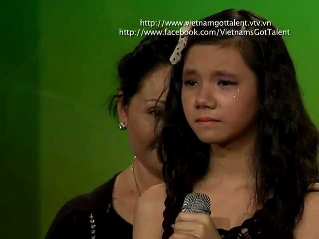 Vietnam's Got Talent 2012 - Vòng Loại Sân Khấu -Tập 7 - Lê Hoàng Ngọc Ánh - Hát