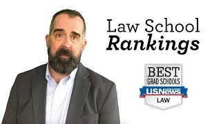 How to Use the U.S. News Rankings to Choose a Law School