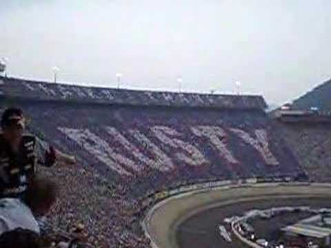 Rusty Wallace - Bristol Video