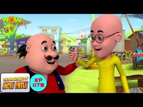 Bahaduri Puraskar - Motu Patlu in Hindi WITH ENGLISH, SPANISH & FRENCH SUBTITLES thumbnail