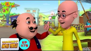 Bahaduri Puraskar - Motu Patlu in Hindi WITH ENGLISH, SPANISH & FRENCH SUBTITLES