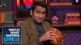 Kumail Nanjiani On TJ Miller's 'Silicon Valley' Comments | WWHL