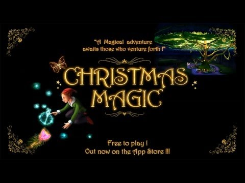 Christmas Magic - iPad/iPad 2/New iPad - HD Gameplay Trailer