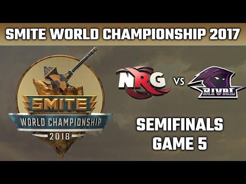 SMITE World Championship 2018: Semifinals - NRG Esports vs. Team Rival (Game 5)