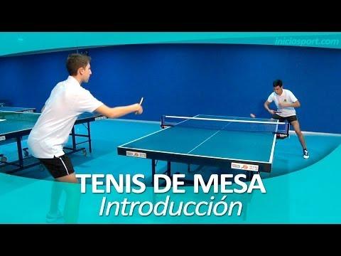 TENIS DE MESA 1. Introducción