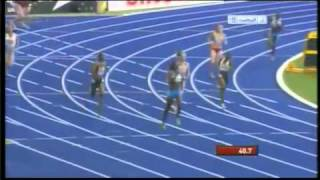 400m semi finals girls  IAAF 2011 world youth championships
