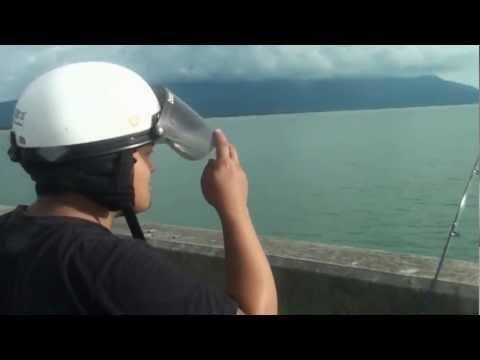 Lepak memancing di Pulau Bunting Yan Kedah
