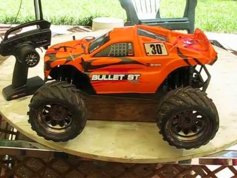 HPI Bullet ST Flux Review
