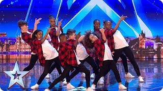 download musica The next generation of dance legends? Meet DVJ Auditions Week 1 Britain's Got Talent 2018