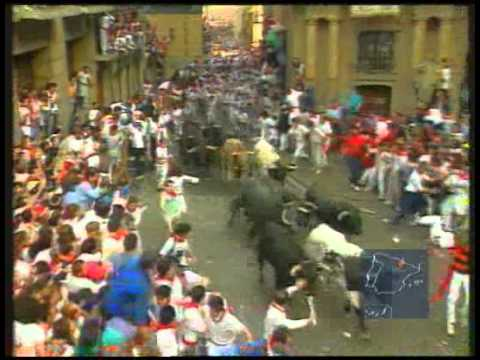 Spanish Fiestas Tourism Video
