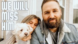 WE WILL MISS HIM | BEST MAC AND CHEESE RECIPE | HOUSE CHORES