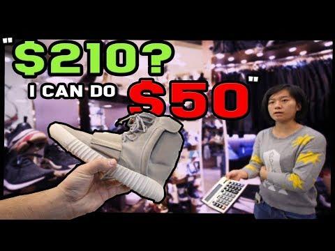 Shenzhen Knockoff Market Spree!