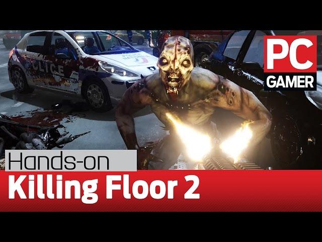 Полный гейплей Killing Floor 2 (матч)