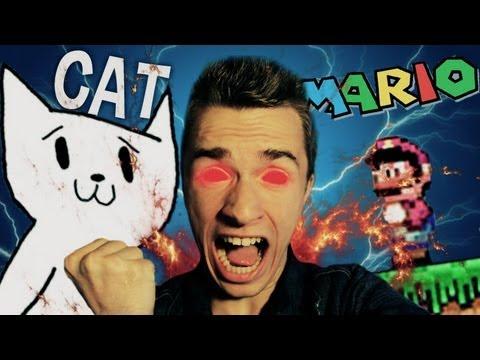 LE JEU QUI VOUS TUERA - Cat Mario ;_;