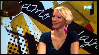 Teja Melinc- Intervju TV Golica 2