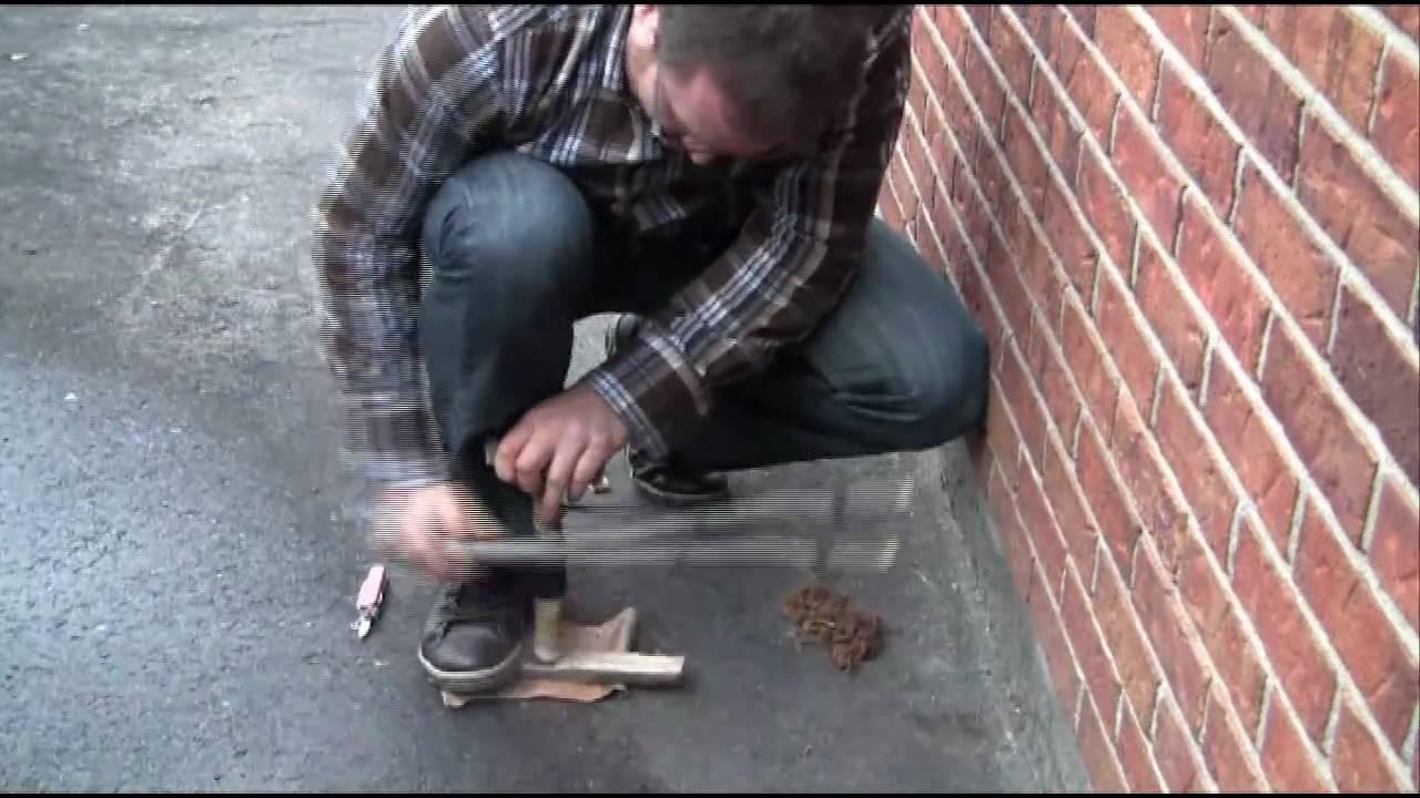 Comment allumer un feu sans allumette et sans briquet - Comment allumer un feu insert ...
