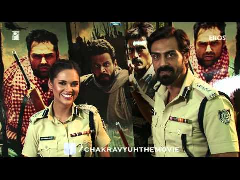 Be Ready To Be Arrested By Arjun Rampal And Esha Gupta!