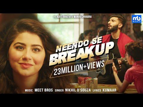 Neendo Se Breakup | Meet Bros, Nikhil D'Souza |GaanaOriginals| Aditi Bhatia, Manav Chhabra | Kumaar