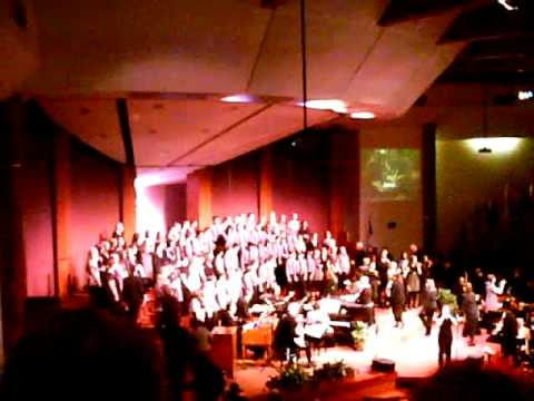 Christmas Worship Medley @ Westgate Chapel 1. U-gen Choir the Adult Choir