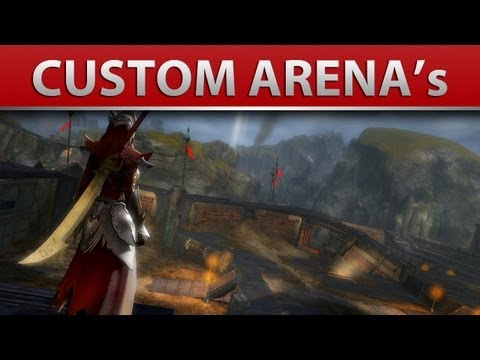 Guild Wars 2: Custom Game Modes with Custom Arena Starter Kits